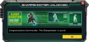 Sharpshooter-UnlockMessage