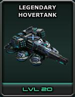 Legendary Hover Tank