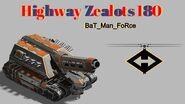 Highway Zealots 180 - Omega Juggernaut Second Try