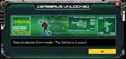 Cerberus-UnlockMessage