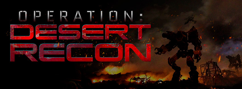 Operation: Desert Recon