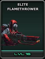 Elite Flamethrower