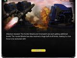 Hunter Missile Turret