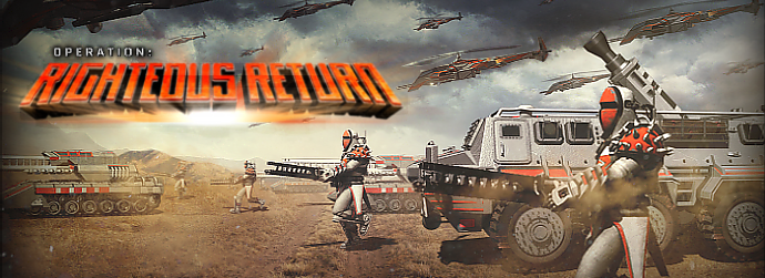 Operation: Righteous Return