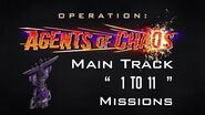 """OP Agents Of Chaos - Main Track """"1 To 11"""" Missions"""