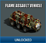 Flame Assault Vehicle