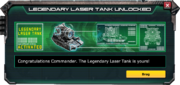 LegendaryLaserTank-UnlockMessage