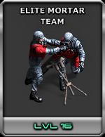 Elite Mortar Team
