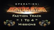 """Righteous Return Faction Track """" 1 To 4 """" Missions"""