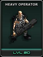 Heavy Operator