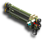 Double Barrel Launcher