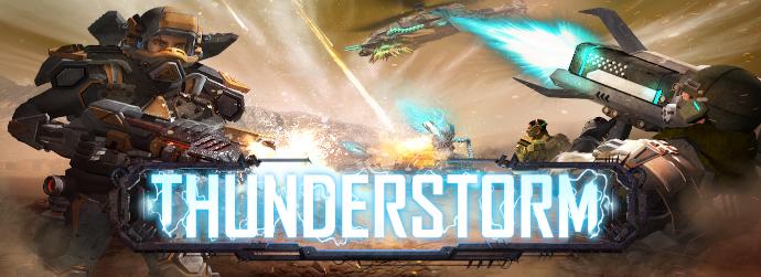 Operation: Thunderstorm