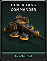 Hover Tank Commander