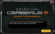 Cerberus2-EventMessage-5-24hLeft