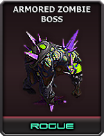 Armored Zombie Boss