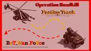 Operation Roadkill Faction Track
