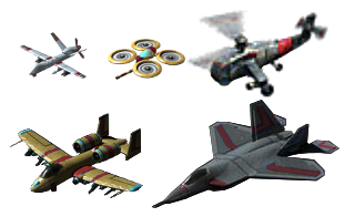 Event Feature - Spawning Defense Aircraft