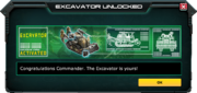 Excavator-UnlockMessage