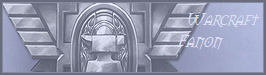 Warcraft Fanon logo.