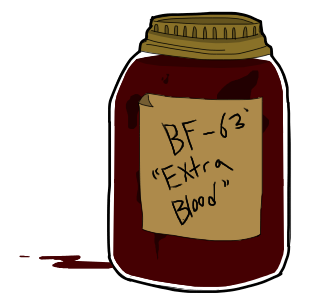 Herschell Gordon Lewis' Jar of Fake Blood