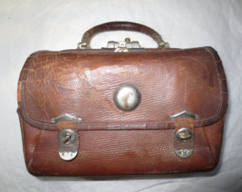 Margaret Sanger's Nursing Bag