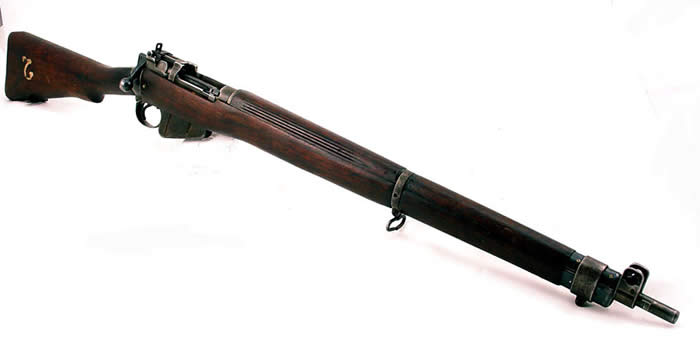 Alfred Snoxall's Lee-Enfield Rifle