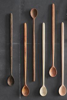 Auguste Escoffier's Tasting Spoons