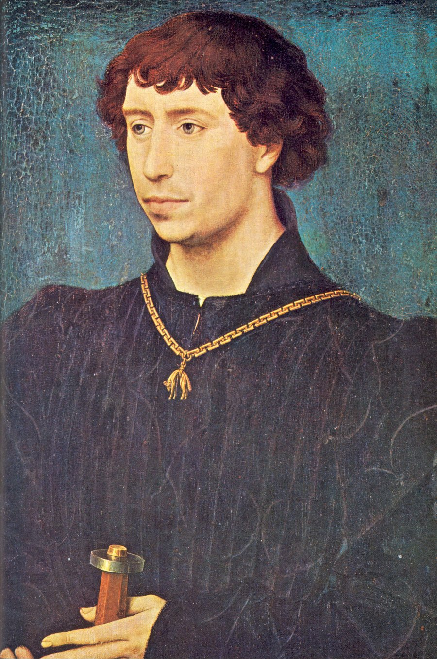 Charles the Bold's Livery Collar