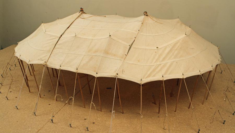 Philip Astley's Circus Tent