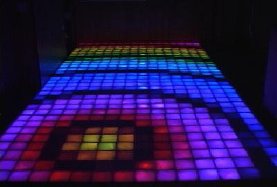 Xenon Disco Dance Floor