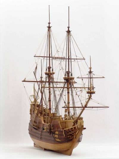 Daniel Defoe's Ship