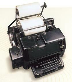 Alexander Bain's Fax Machine