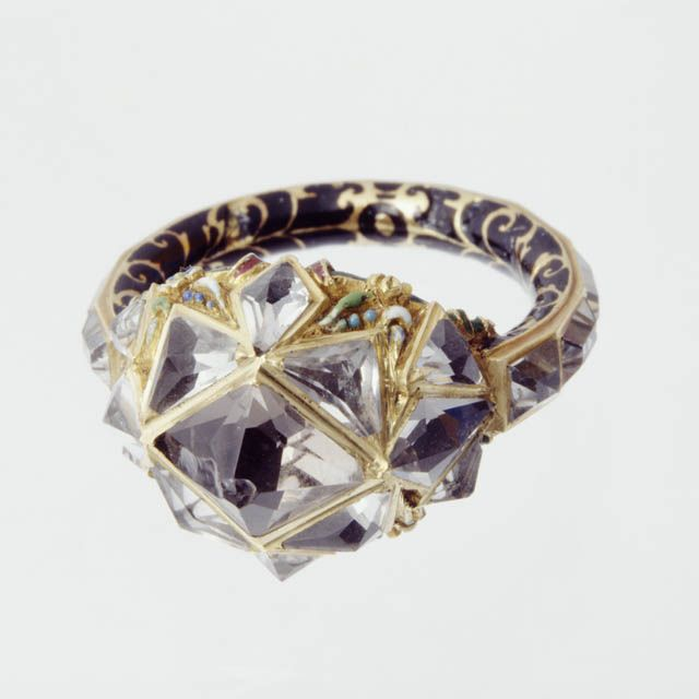 Catherine of Aragon's Wedding Ring