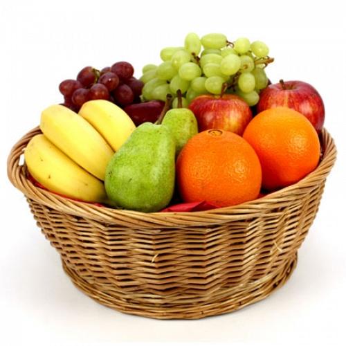 Giuseppe Arcimbaldo's Fruit Basket