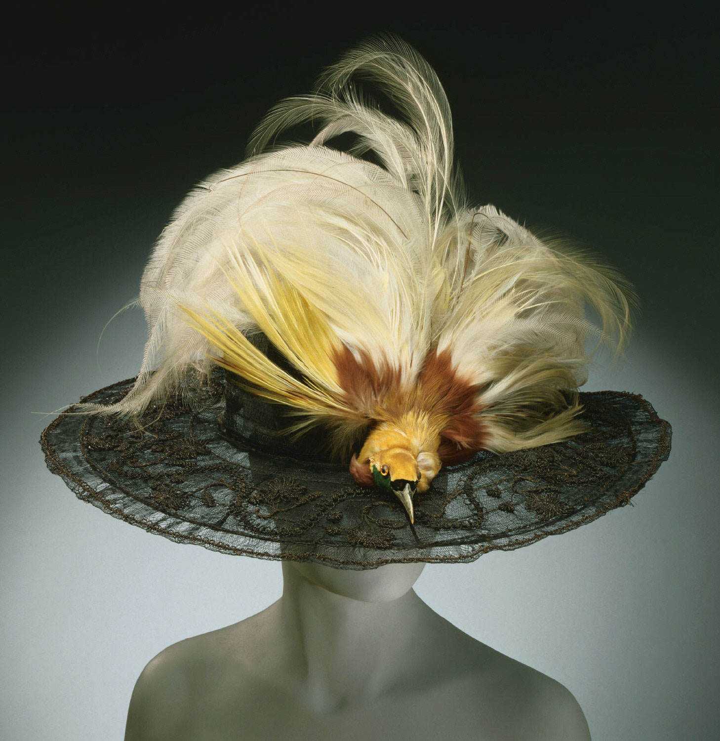 Cora Pearl's Plumed Hat