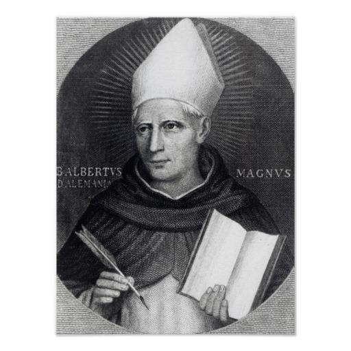 Albertus Magnus' Quill Pen