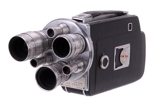 Roger Patterson's Film Camera