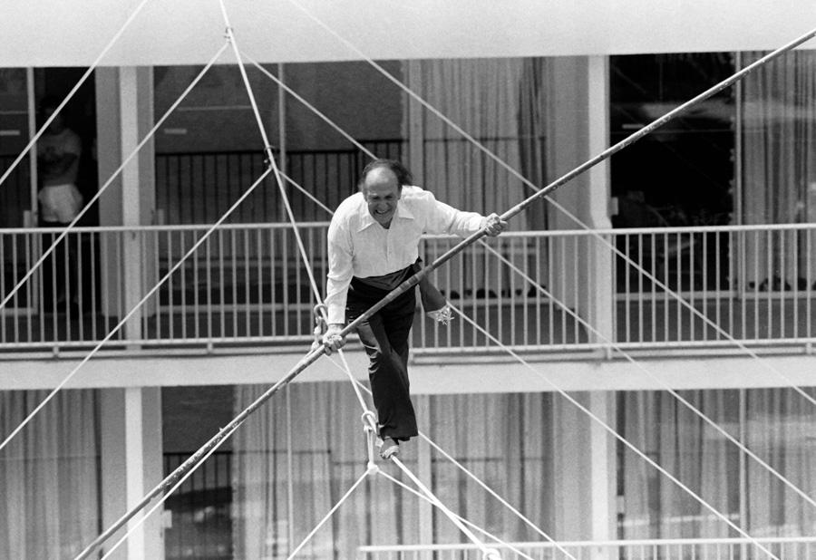 Karl Wallenda's Tightrope