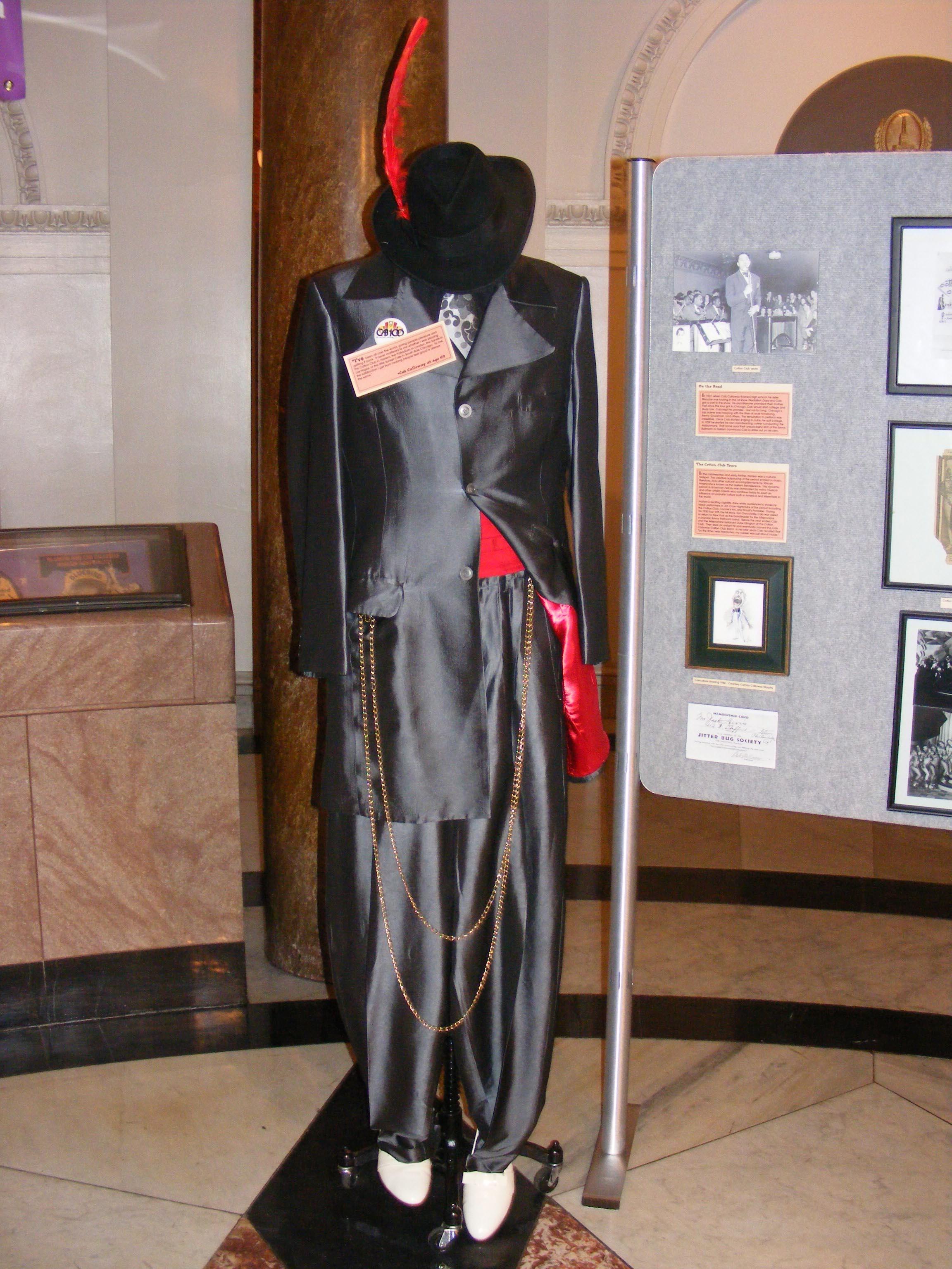 Cab Calloway's Zoot Suit