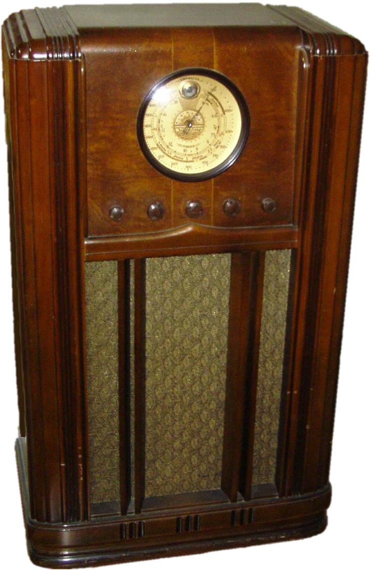 Hedy Lamarr's Radio