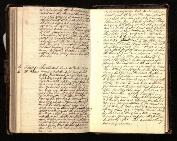 Mikhail Britnev's Journal