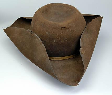 Benjamin Hornigold's Tri-Corner Hat