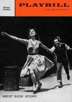 West Side Story Playbill 2.jpg