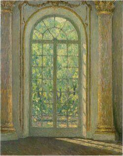 Henri Le Sidaner's The Door of Spirit.jpg