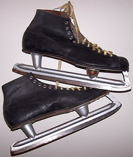 Alfred's Monarch Ice Skates