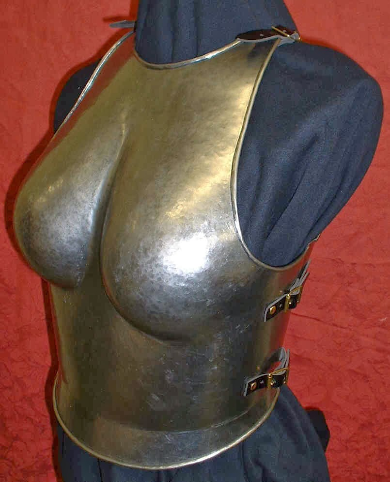 Athena's Breastplate