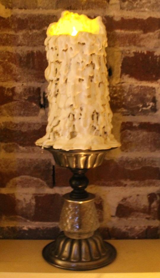 Antoine Lavosier's Candle