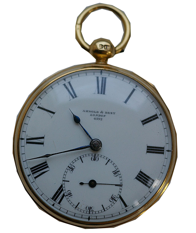 Abraham Suydam's Golden Pocketwatch