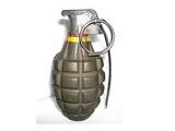 George Patton's Grenade
