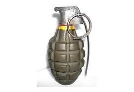 George Patton's Grenade